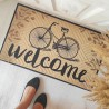 Придверний килимок Welcome (bike)